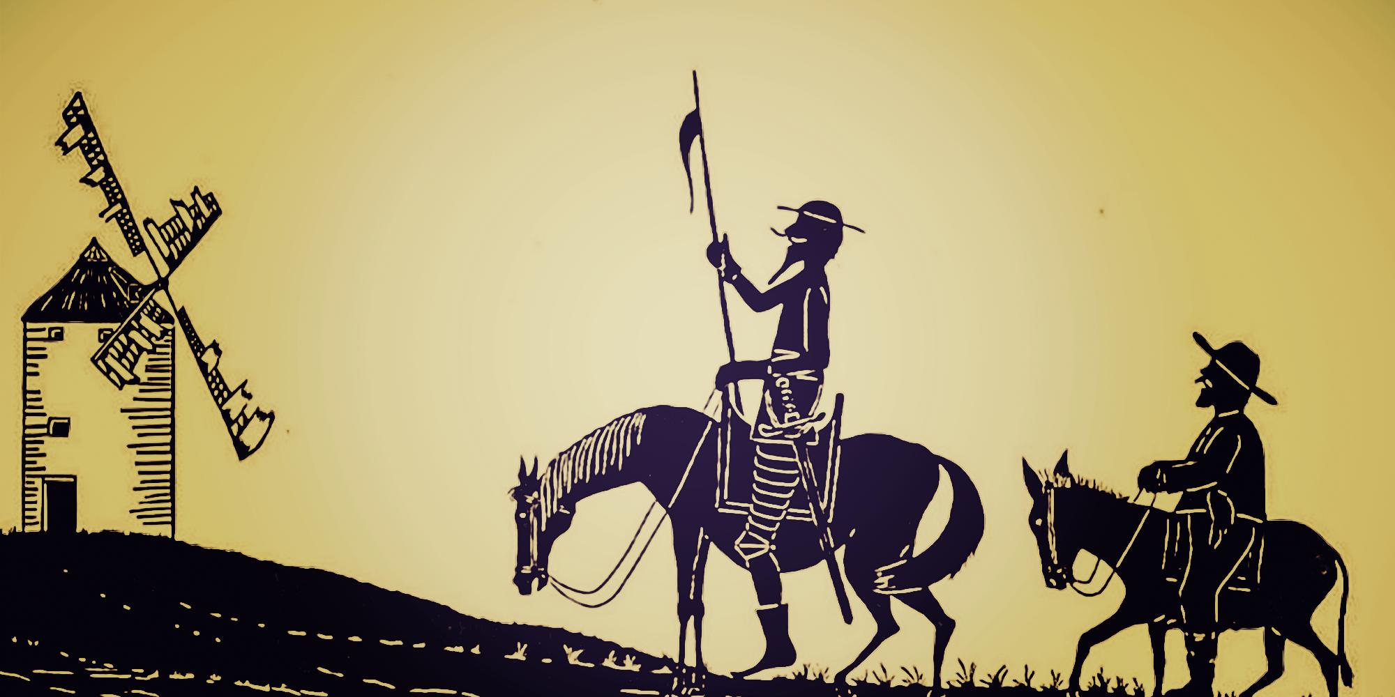 Dom Quixote de La Mancha – Cervantes | Livro para download ...