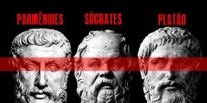Licao-de-filosofia-O-UNO-E-O-MULTIPLO.-Parmenides,-Socrates-e-Platão